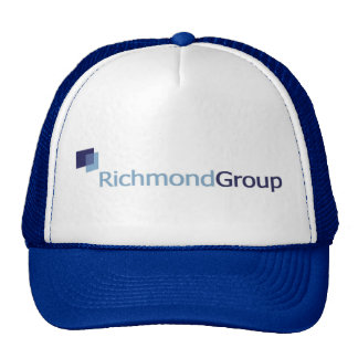 Gorra de béisbol de RG