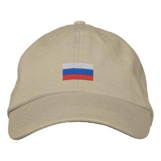 Gorra de béisbol de Rusia - bandera rusa
