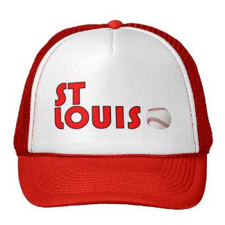 Gorra de béisbol de St. Louis