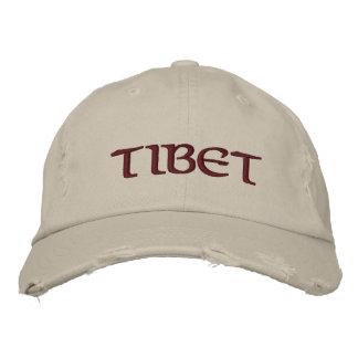 Gorra de béisbol de Tíbet