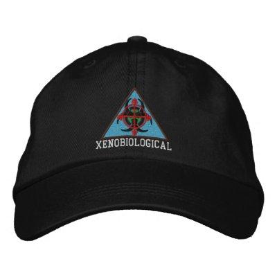 Gorra de béisbol de Xenobiological