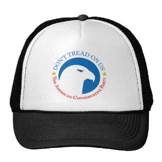 Gorra de béisbol del ACP