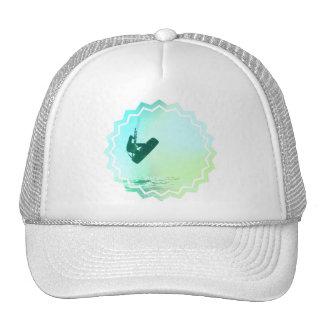 Gorra de béisbol del aire de Kiteboarding
