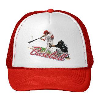 Gorra de béisbol del arte del béisbol