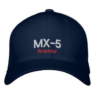 Gorra de béisbol del asador MX-5