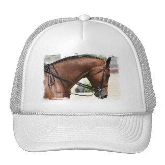 Gorra de béisbol del caballo del Dressage