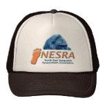 Gorra de béisbol del camionero con el logotipo y l