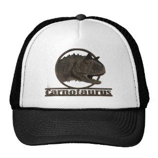 Gorra de béisbol del Carnotaurus