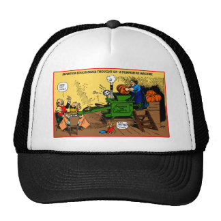 Gorra de béisbol del día de fiesta de la máquina d