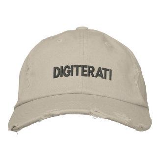gorra de béisbol del digiterati