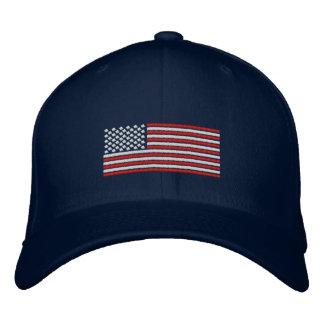 Gorra de béisbol del diseño de la puntada de la