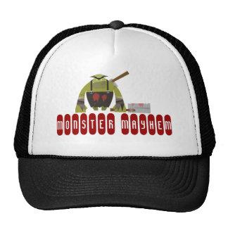gorra de béisbol del duende del carnicero