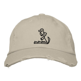 Gorra de béisbol del golden retriever, apenas amor