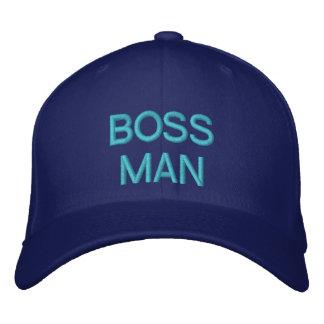 Gorra de béisbol del Hombre-Personalizable de BOSS