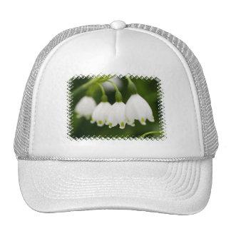 Gorra de béisbol del lirio de los valles