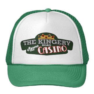 Gorra de béisbol del logotipo de Kingery