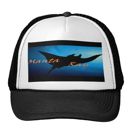 Gorra de béisbol del logotipo del rayo de Manta