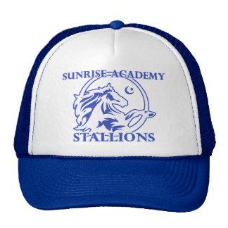 Gorra de béisbol del logotipo del semental