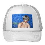 Gorra de béisbol del Merman de la fantasía