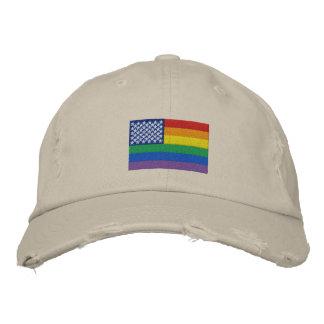 Gorra de béisbol del orgullo