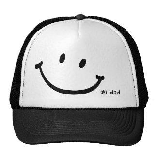 gorra de béisbol del papá #1