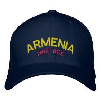 Gorra de béisbol del personalizado de Armenia