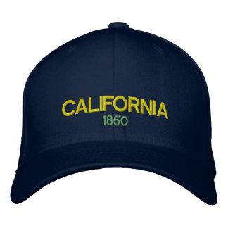 Gorra de béisbol del personalizado de California