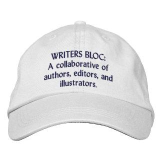 Gorra de béisbol del personalizado del bloque de l