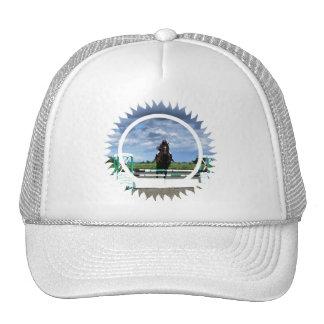 Gorra de béisbol del puente del caballo