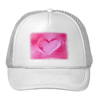 Gorra de béisbol del regalo de la tarjeta del día