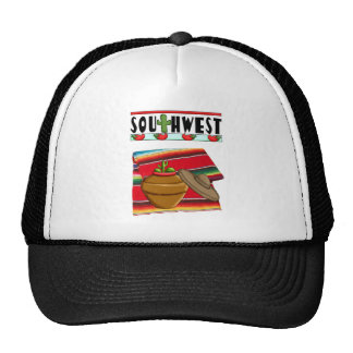 Gorra de béisbol del sudoeste