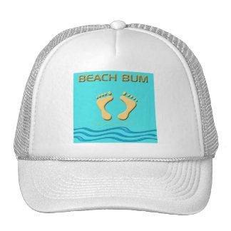 Gorra de béisbol del vago de la playa/gorra del ca