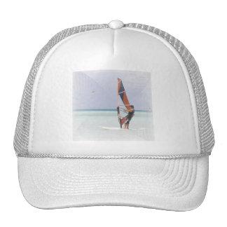Gorra de béisbol del Windsurfer del principiante