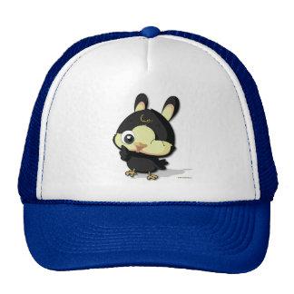 Gorra de béisbol divertida del pájaro del gorra