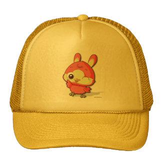 Gorra de béisbol divertida del pájaro del gorra li