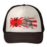 Gorra de béisbol divino del viento del kanji del s