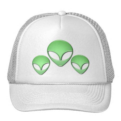 Gorra de béisbol extranjero del trío