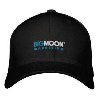 Gorra de béisbol grande del logotipo del márketing