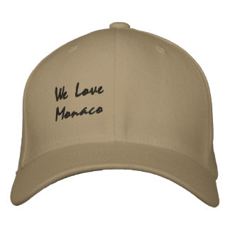 Gorra de béisbol hecha sobre pedido