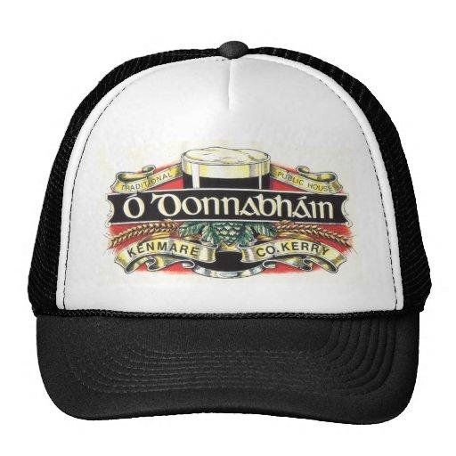 Gorra de béisbol irlandés de O Donnabhains