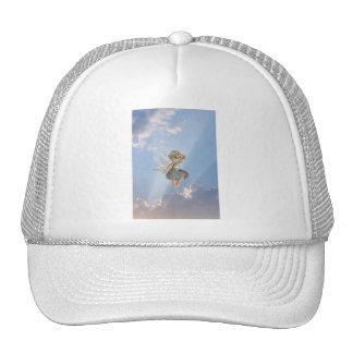 Gorra de béisbol joven dulce del ángel