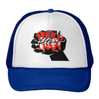 Gorra de béisbol loca orgullosa de El Paso