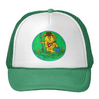 Gorra de béisbol - pesca ida perro