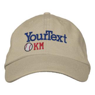 Gorra de béisbol por SRF