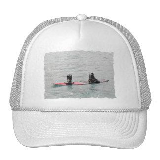 Gorra de béisbol que falta del Wakeboarder
