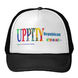 Gorra de béisbol republicana Uppity