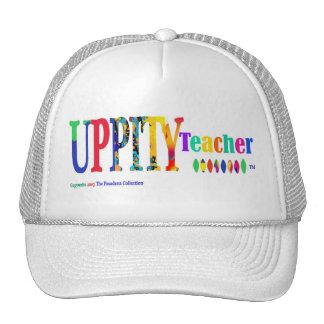 Gorra de béisbol Uppity del profesor