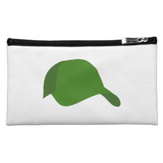 Gorra de béisbol verde
