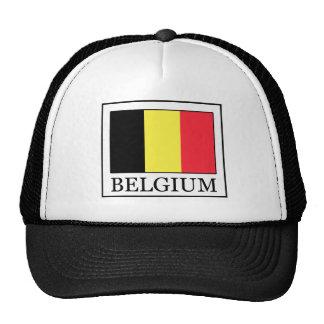 Gorra de Bélgica