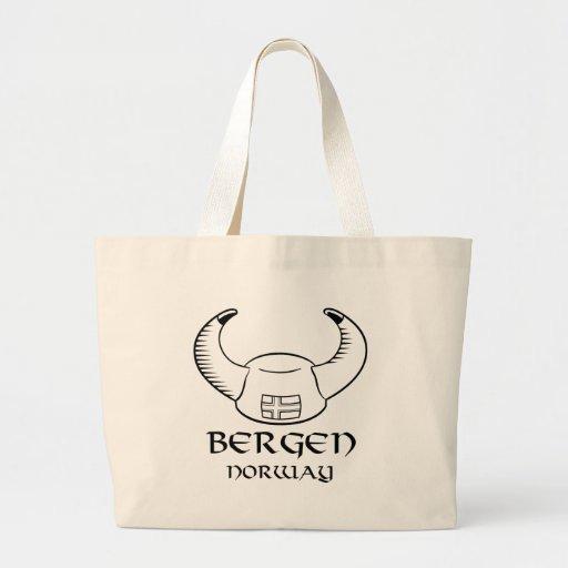 Gorra de Bergen Noruega Viking Bolsas